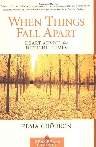 Pema Chodron When Things Fall Apart Heart Advice For Difficult Times