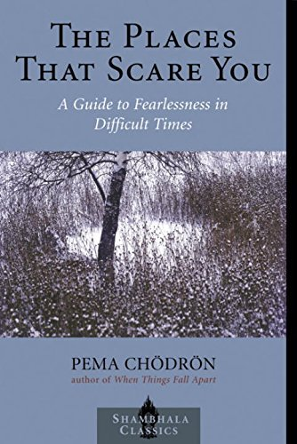 Pema Chodron The Places That Scare You A Guide To Fearlessness In Difficult Times