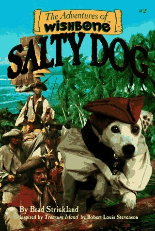 Brad Strickland Salty Dog Adventures Of Wishbone #2