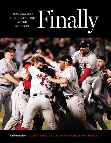 Boston Globe Finally Red Sox Are The Champions After 86 Years