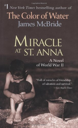 James Mcbride Miracle At St. Anna
