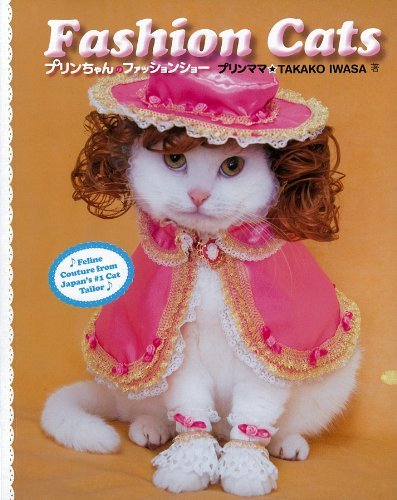 Takako Iwasa Fashion Cats