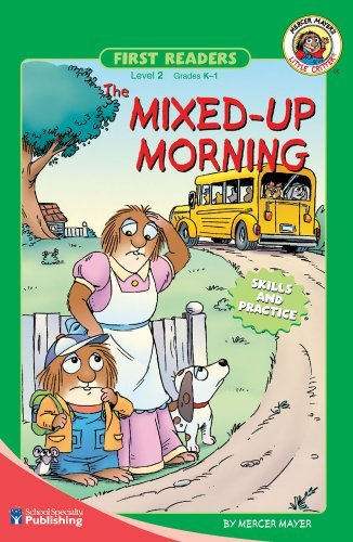 Mercer Mayer The Mixed Up Morning Grades K 1 Level 2