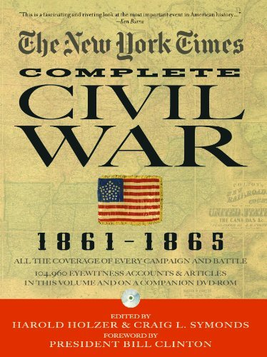 Harold Holzer The New York Times The Complete Civil War 1861 186