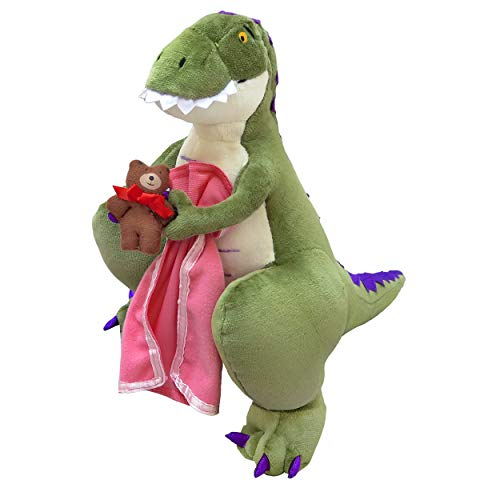 Plush Toy How Do Dinosaurs Say Good Night?