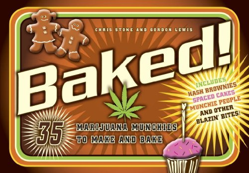 Chris Stone Baked! 35 Marijuana Munchies To Make And Bake