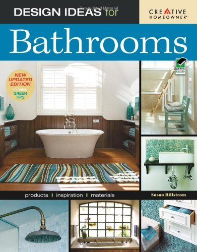 Susan Boyle Hillstrom Design Ideas For Bathrooms 0002 Edition;new Updated