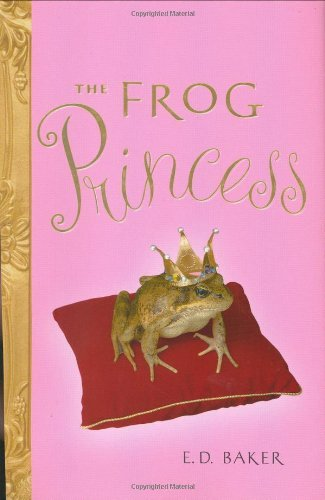 E. D. Baker The Frog Princess
