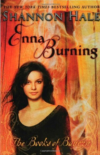 Shannon Hale Enna Burning