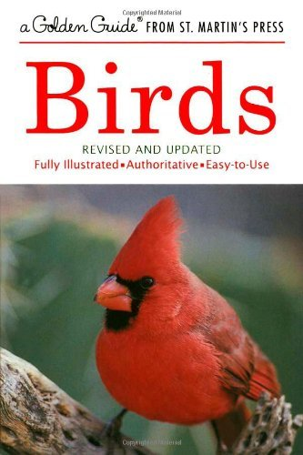 Herbert S. Zim Birds A Fully Illustrated Authoritative And Easy To Us