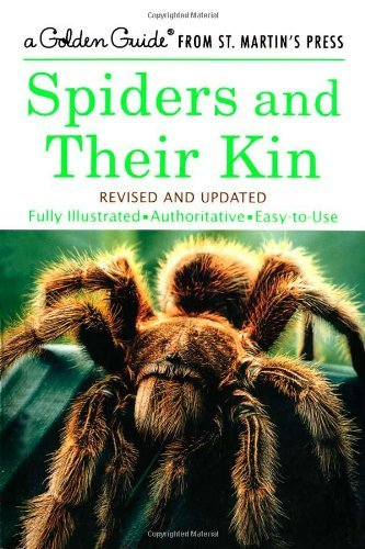 Herbert W. Levi Spiders And Their Kin