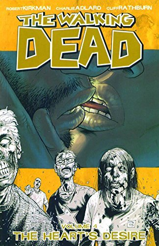 Robert Kirkman Walking Dead Vol. 4 Heart's Desire The