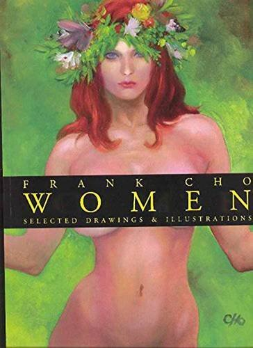Frank Cho Frank Cho Women Selected Drawings & Illustrations