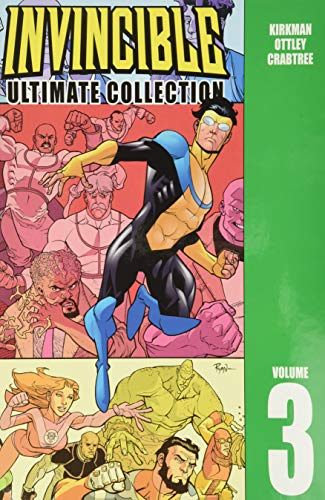 Ryan Ottley Invincible Ultimate Collection Volume 3