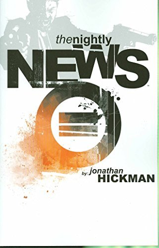 Jonathan Hickman Nightly News The