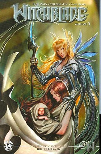 Ron Marz Witchblade Volume 5