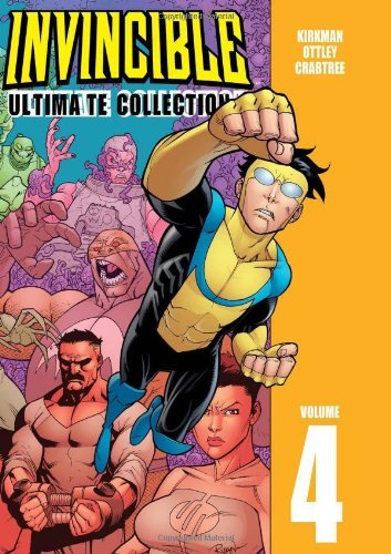 Robert Kirkman Invincible Volume 4 Ultimate Collection