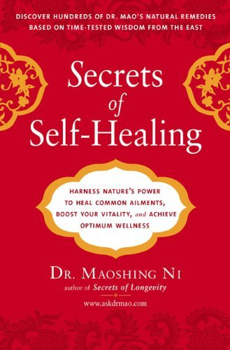 Mao Shing Ni Secrets Of Self Healing Harness Nature's Power To Heal Common Ailments B