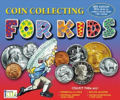 Innovative Kids Coin Collecting For Kids Coin Book