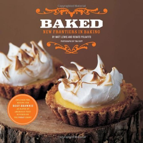 Matt Lewis Baked New Frontiers In Baking