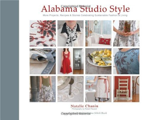 Natalie Chanin Alabama Studio Style More Projects Recipes & Stories Celebrating Sust