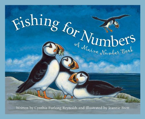 Cynthia Furlong Reynolds Fishing For Numbers A Maine N