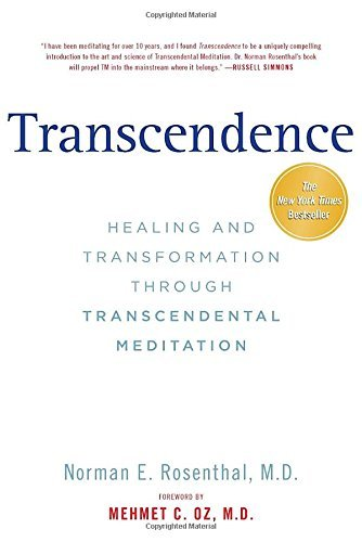 Norman E. Rosenthal Transcendence Healing And Transformation Through Transcendental