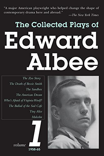 Edward Albee The Collected Plays Of Edward Albee 1958 65