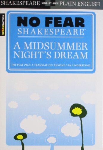William Shakespeare A Midsummer Night's Dream (no Fear Shakespeare) Study Guide