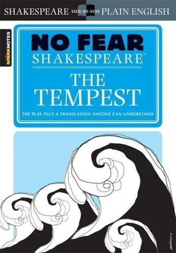 William Shakespeare The Tempest (no Fear Shakespeare)
