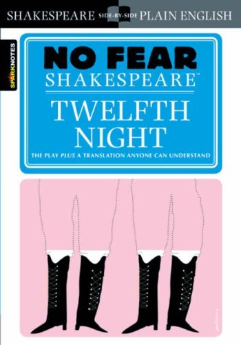 William Shakespeare Twelfth Night (no Fear Shakespeare)