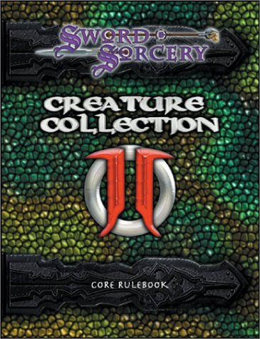 Sword And Sorcery Studios Sss Staff Sword & Sorcery Creature Collection Ii Dark Menag