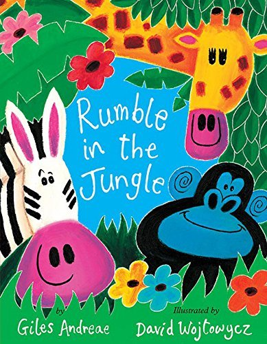Giles Andreae Rumble In The Jungle