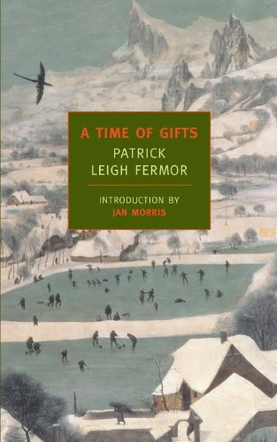 Patrick Leigh Fermor A Time Of Gifts