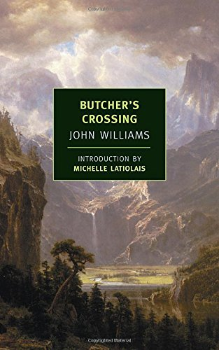 John Williams Butcher's Crossing