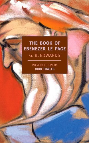 G. B. Edwards The Book Of Ebenezer Le Page
