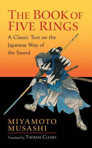 Miyamoto Musashi The Book Of Five Rings A Classic Text On The Japanese Way Of The Sword