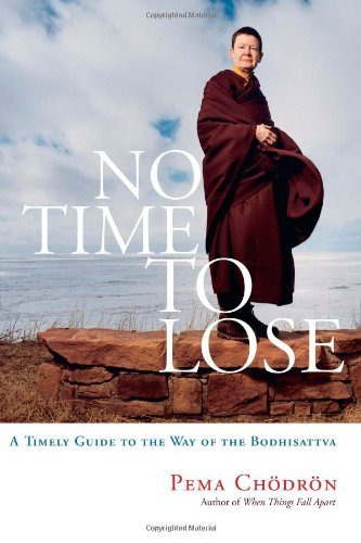 Pema Chodron No Time To Lose A Timely Guide To The Way Of The Bodhisattva
