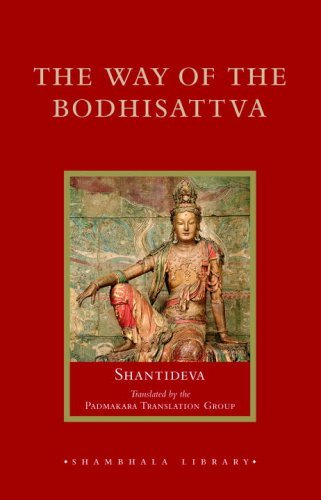 Shantideva Way Of The Bodhisattva The Revised