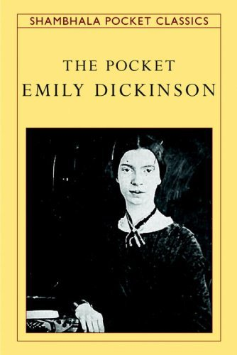 Emily Dickinson The Pocket Emily Dickinson