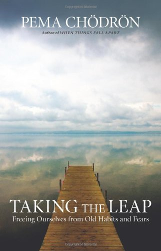 Pema Chodron Taking The Leap Freeing Ourselves From Old Habits And Fears