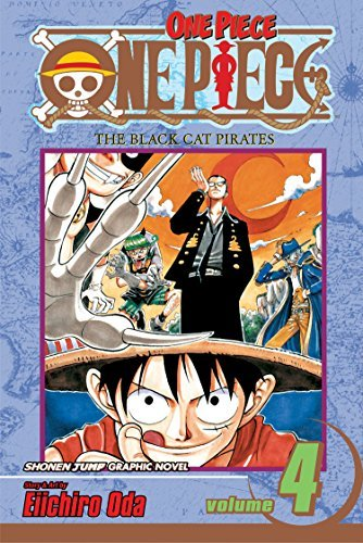 Eiichiro Oda One Piece Vol. 4