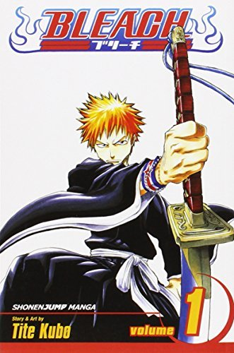 Tite Kubo Bleach Vol. 1