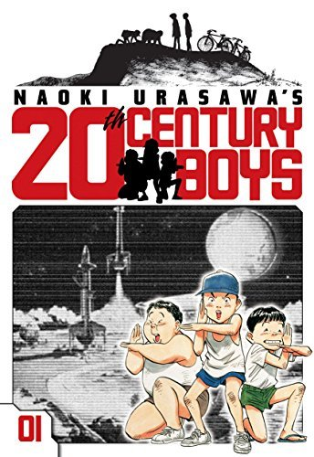 Naoki Urasawa 20th Century Boys Volume 1 Friends