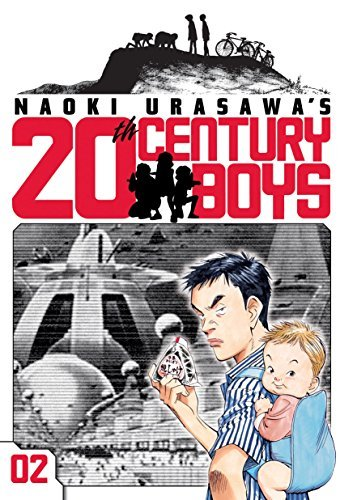 Naoki Urasawa 20th Century Boys Volume 2 The Prophet