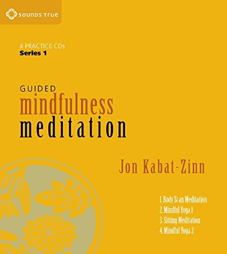 Jon Kabat Zinn Guided Mindfulness Meditation