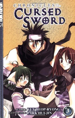 Yuy Beop Ryong Chronicles Of The Cursed Sword Volume 3