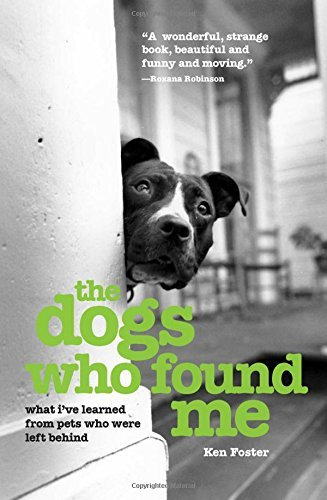 Ken Foster The Dogs Who Found Me What I've Learned From Pets Who Were Left Behind