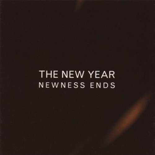 New Year Newness Ends