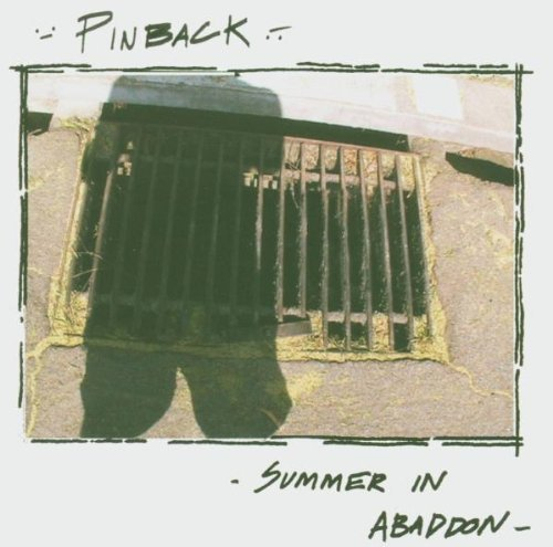 Pinback Summer In Abaddon